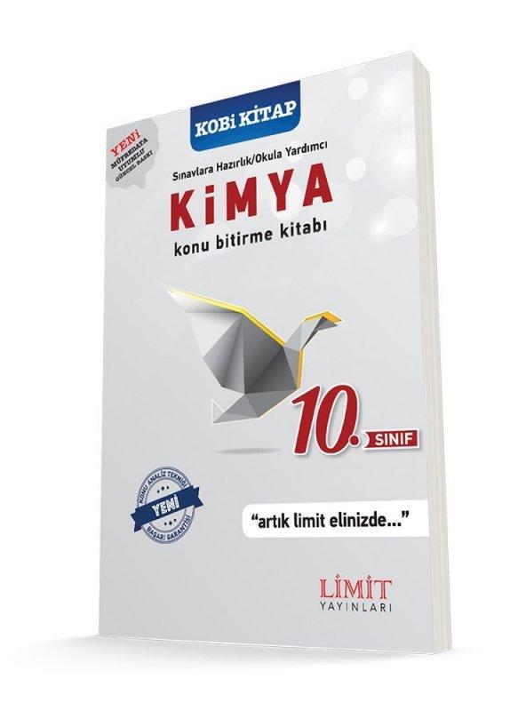 Limit 10. Sınıf Kimya Konu Bitirme Kitabı