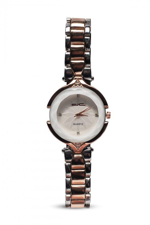 Kadın Kol Saati B028 (Metal)