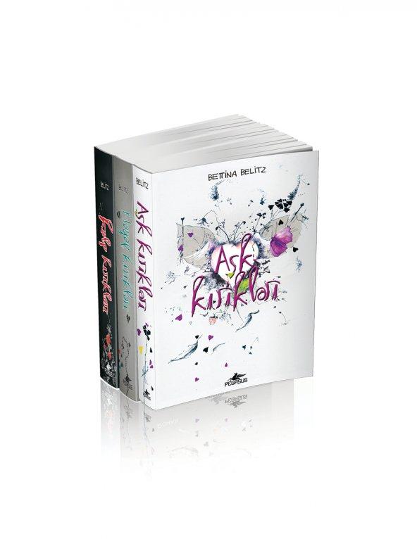 Aşk Kırıkları Serisi Takım Set (3 Kitap)