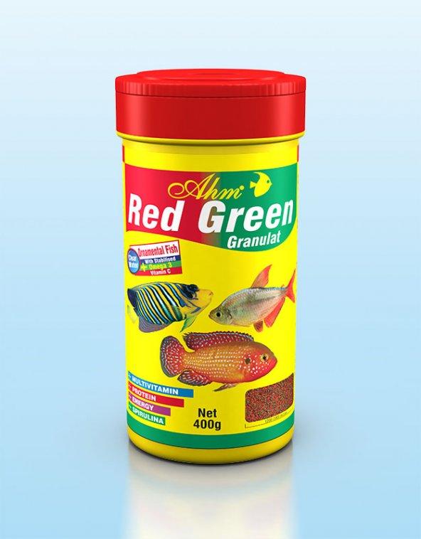 Ahm Red Green Granulat 250 ml