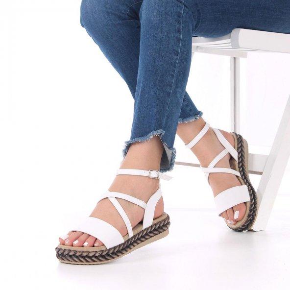 Grazi Kadın Sandalet