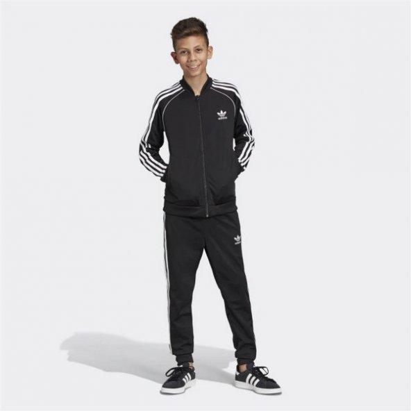 ADİDAS SUPERSTAR TOP Çocuk  Giyim Sweatshirts DV2896 (Beden: 11-12 yaş)
