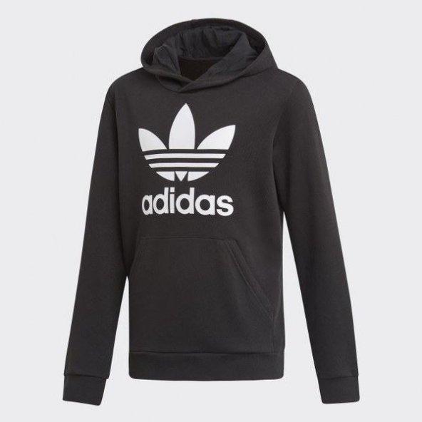 ADİDAS TREFOIL HOODIE Çocuk  Giyim Sweatshirts DV2870 (Beden: 10-11 yaş)
