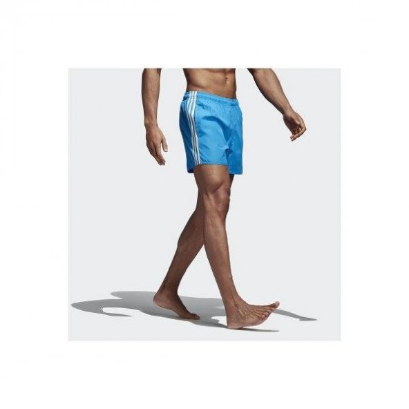 ADİDAS 3S SH VSL Erkek  Giyim Şort CV5192 (Beden: M)