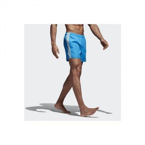 ADİDAS 3S SH VSL Erkek  Giyim Şort CV5192 (Beden: XS)