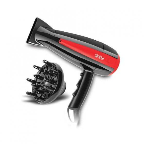 saç kurutma makinası  sinbo