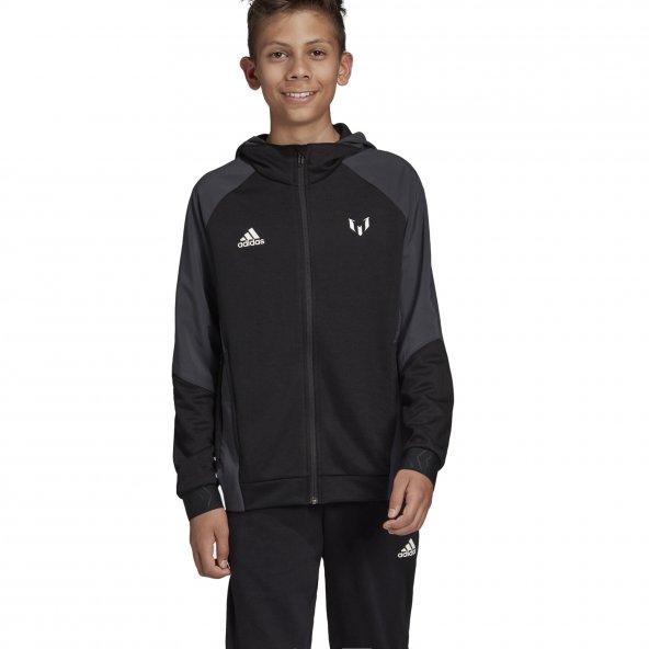 ADİDAS YB M FZ HOODIE Çocuk  Giyim Sweatshirts ED5722 (Beden: 5-6 yaş)