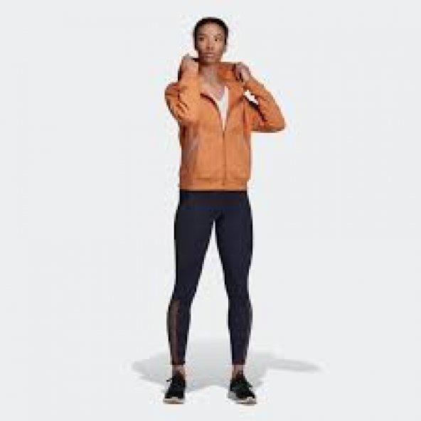 ADİDAS W ID Melang Hd Kadın  Giyim Sweatshirts FI4088 (Beden: XS)