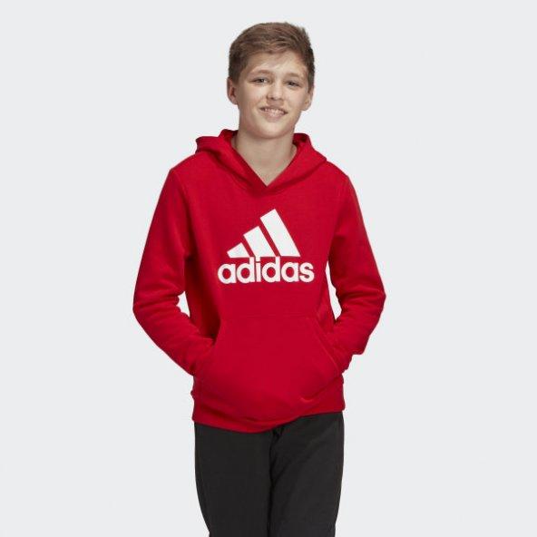 ADİDAS YB MH BOS PO Çocuk  Giyim Sweatshirts ED6494 (Beden: 8-9 yaş)