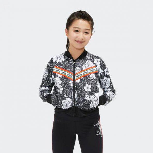 ADİDAS YG TT x Farm Çocuk  Giyim Sweatshirts EH6146 (Beden: 13-14 yaş)