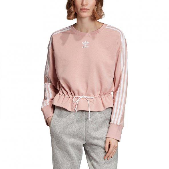 ADİDAS SWEATER Kadın  Giyim Sweatshirts EC1904 (Beden: 36)