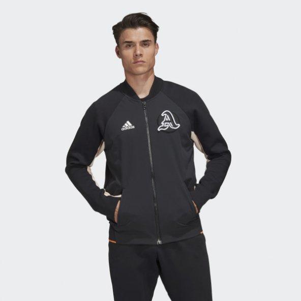 ADİDAS M VRCT Jacket Erkek  Giyim Yağmurluk  Rüzgarlık EA0372 (Beden: M)