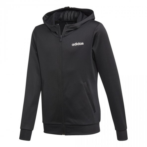 ADİDAS YG C FZ HD Çocuk  Giyim Sweatshirts EH6151 (Beden: 9-10 yaş)