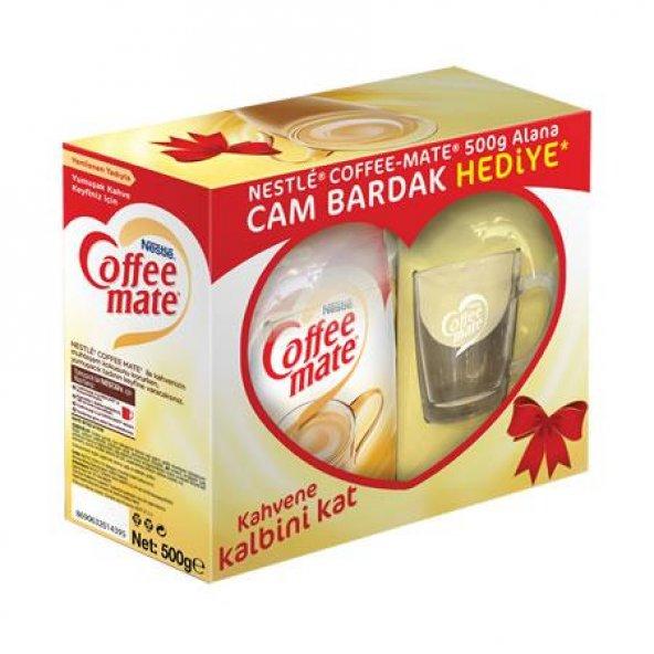 Coffee Mate 500 Gr Bardak Hediyeli