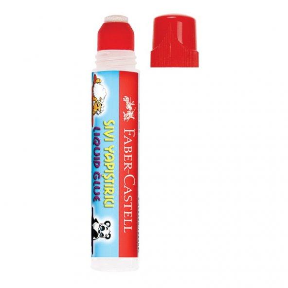 Faber Castell Su Bazlı Sıvı Yapıştırıcı 50 ml