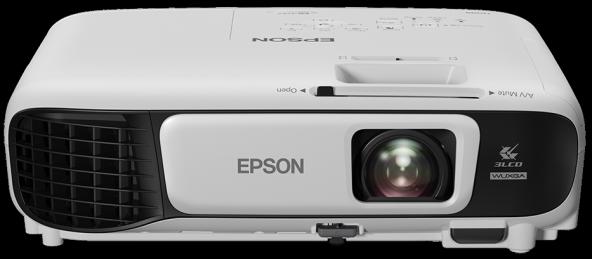 EPSON EB-U42 3600AL 15000:1 1920x1200 6000h HDMI LCD PROJEKSIYON