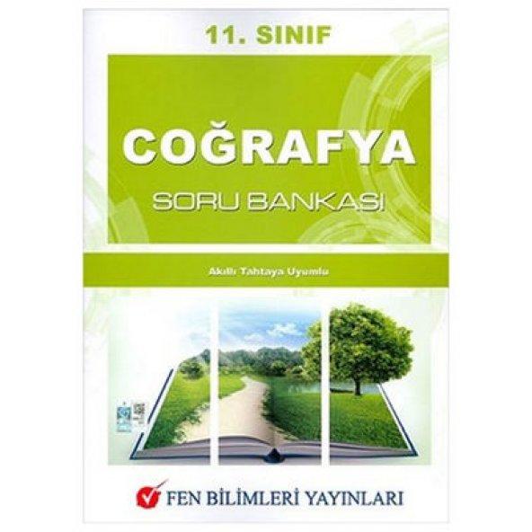 9. Sınıf Coğrafya Soru Bankası Fen Bilimleri Yayıncılık