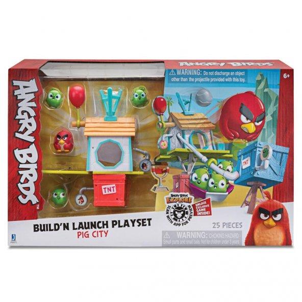 ANG02000 Angry Birds Fırlat Oyun Seti /ANB0013