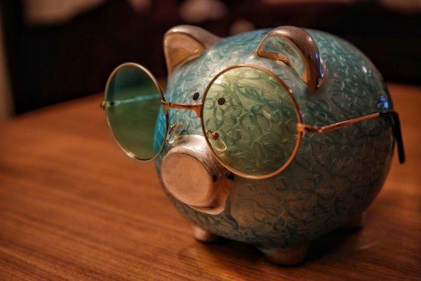 Yeşil John Lennon Gözlük
