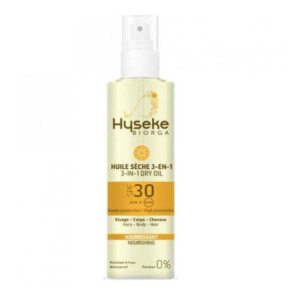 Hyseke Biorga 3-in-1 Dry Oil SPF30 100ml