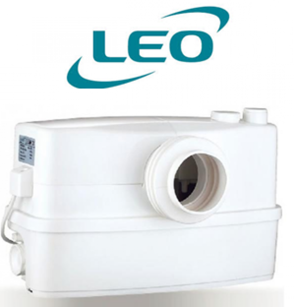 Leo Wc 600A 600w 220v Klozet Arkası Kırıcılı Wc Öğütücü Pompa