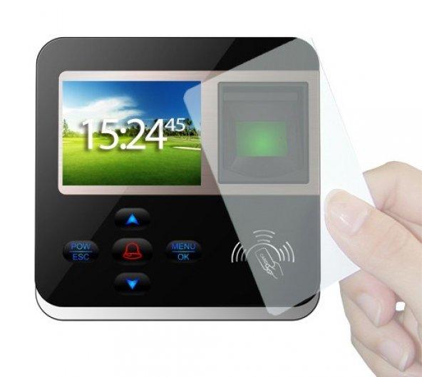 Magic Pass 12425 Mifare Parmak İzli ve Kartlı Kapı Açma Sistemi