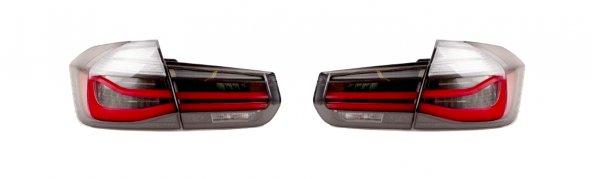 BMW 3 SERİSİ F30 F30 LCI BLACKLINE FÜME STOP SETİ 4 PARÇA