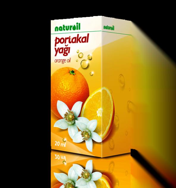 Portakal Yağı - 20 ml
