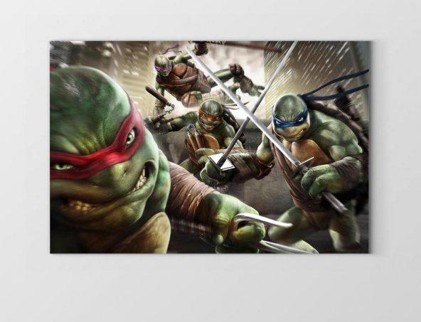 Ninja Kaplumbağalar Tablosu