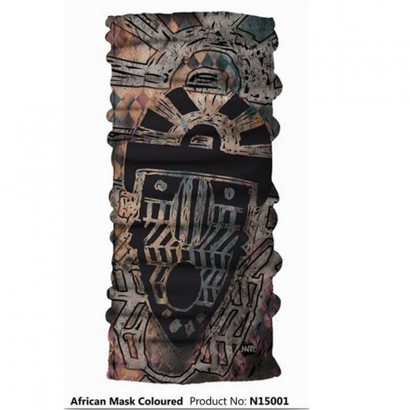 Narr Buff Bandana A.Mask Coloured -Çok Fonksiyonlu