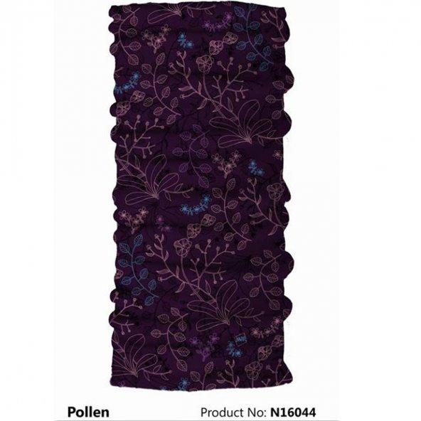 Narr Buff Bandana Pollen -Çok Fonksiyonlu