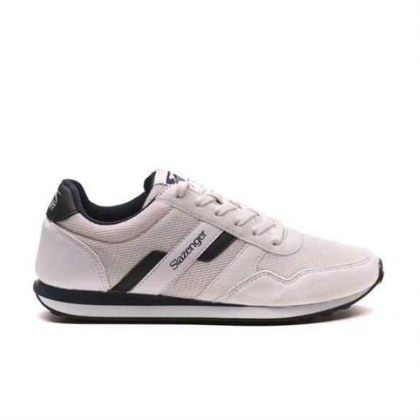 Slazenger SA19LK022-000 Mercury Beyaz Kadın Günlük Spor Ayakkabı