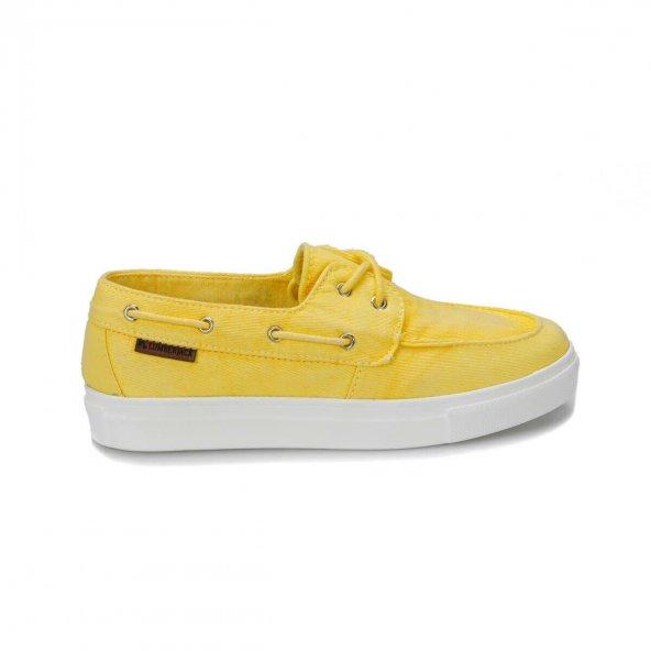 Lumberjack Camila Kadın Sarı Günlük Spor Ayakkabı