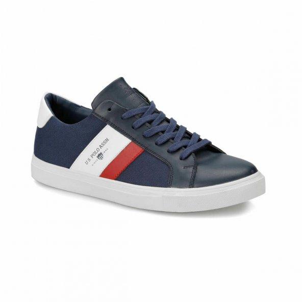 Polo Anton Erkek Günlük Lacivert Sneaker