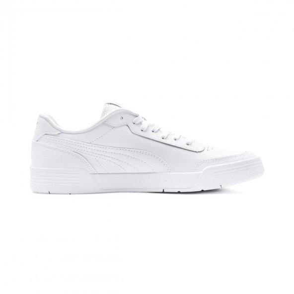 Puma Caracal 369863 02 Erkek Beyaz Spor Ayakkabısı