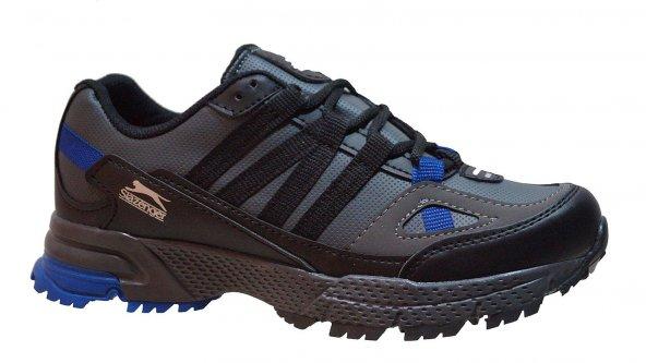 Slazenger SA29RK026-230 Arasta G Kadın K.Gri Spor Ayakkabı