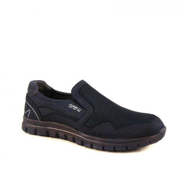 Forelli 45814-G Erkek Comfort Bağsız Ayakkabı