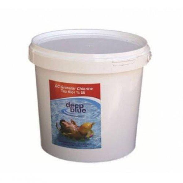 Deep Blue %56 Toz Klor 10 KG