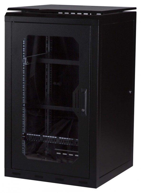 ULUSAL ULS22U6060E 22U 600X600 Dikili Tip Kabinet