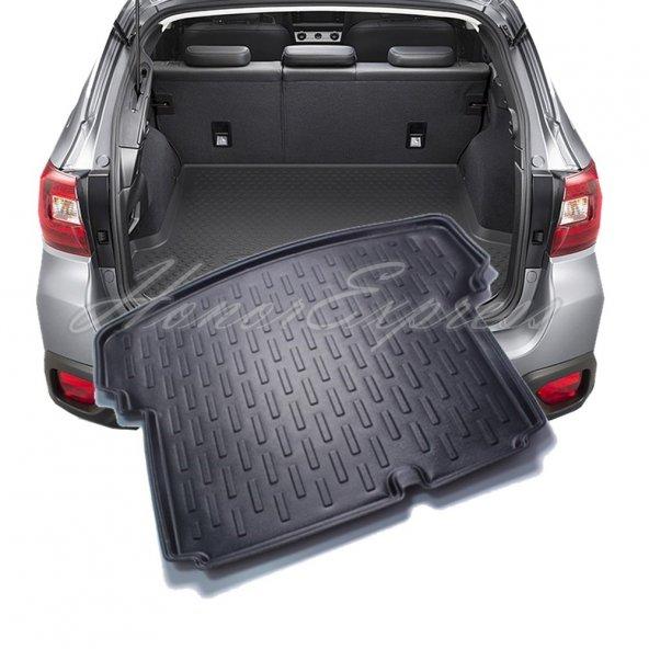 Subaru Forester Suv Bagaj Havuzu Siyah 2008-2012