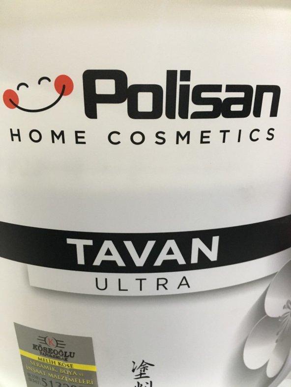 Polisan Tavan Ultra Tavan Boyası 17,5 Kg
