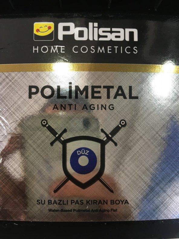 POLİSAN POLİMETAL SU BAZLI METAL BOYASI