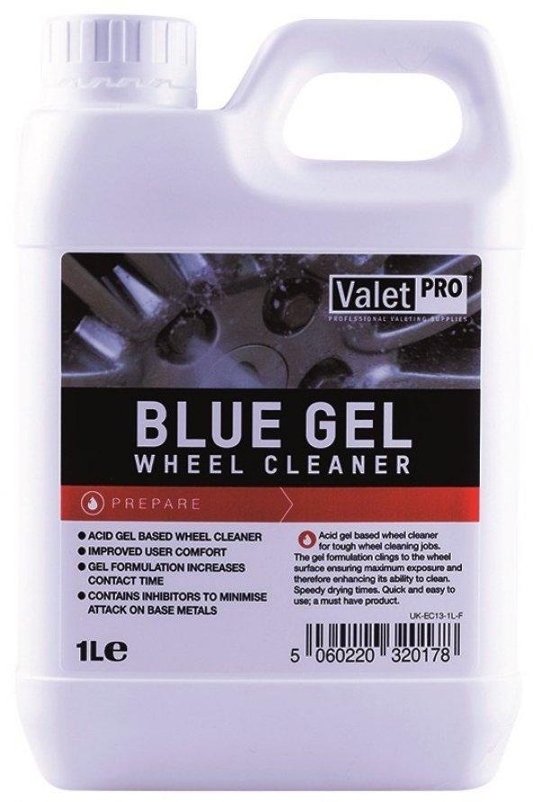 Valet Pro Blue Gel Jant Temizleme 1lt