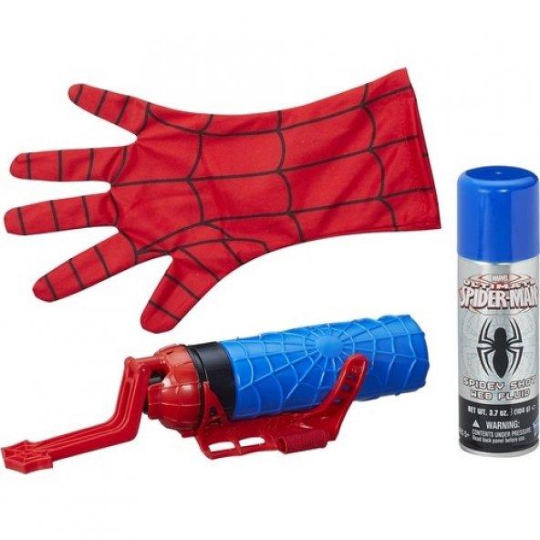 Spiderman Macera Seti