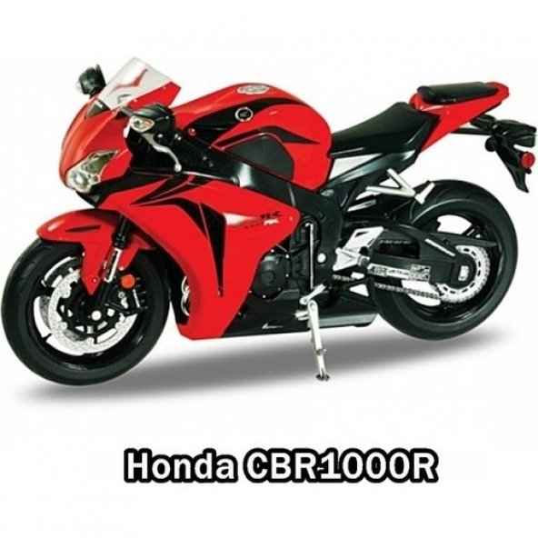Karsan 1:10 Honda Cbr1000Rr Model Motorsiklet