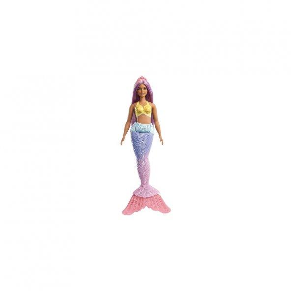 Barbie Dreamtopia Denizkızı Bebekler FXT08-FXT09
