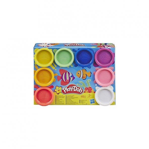Play-Doh 8li Hamur Gökkuşağı Renkleri