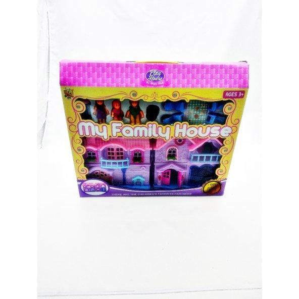 Bircan oyuncak Orta Boy Ev Seti