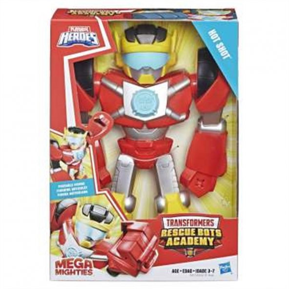 Hasbro Transformers Rescue Bots Büyük Figür Oyuncak E4131