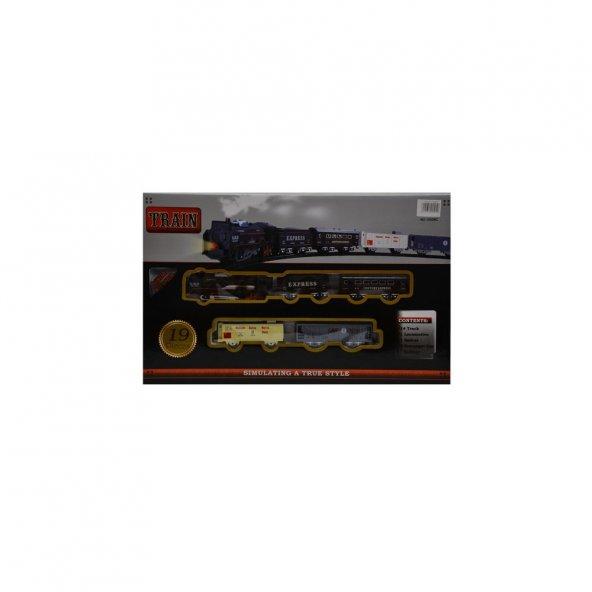 Can Oyuncak 19026C Tren Set
